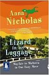 Lizard in my Luggage - large print